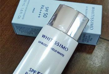 長時間、紫外線から肌を守るのに優れる紫外線クリーム