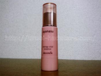 セラミド配合化粧水アヤナスEVエッセンス