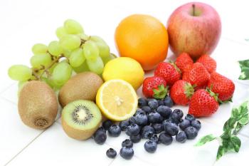 乾燥肌予防の栄養素を含む食べ物