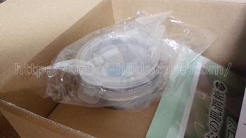 肌潤糖クリア 箱の中身 詰め替え専用容器