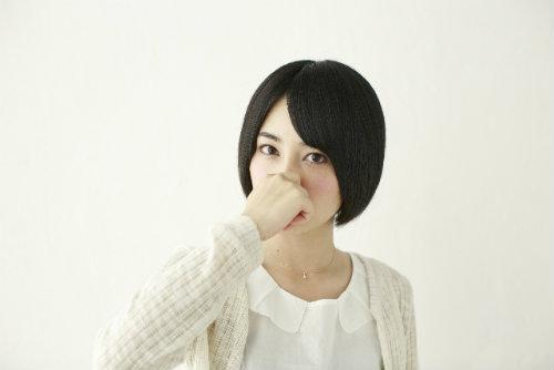 乾燥肌と体臭の関係