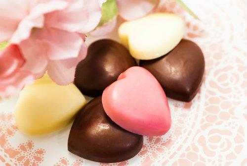 チョコレート 甘いもので肌の老化