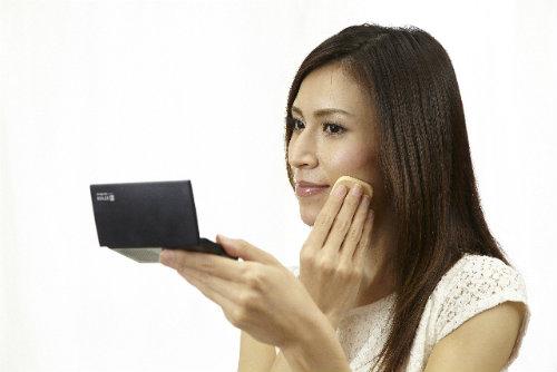 化粧のりを良くする方法