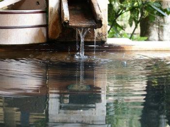 肌の保湿・美肌に効く玉造温泉の温泉水の特徴