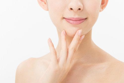 繰り返す あごにきび 顎の肌荒れ