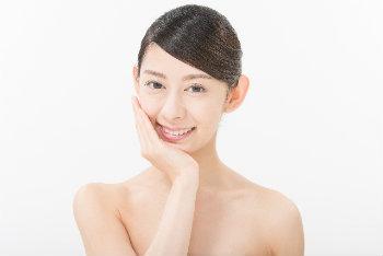 透明感のある肌 保湿が最重要