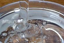 スイゼンジノリから抽出 サクランの保湿力