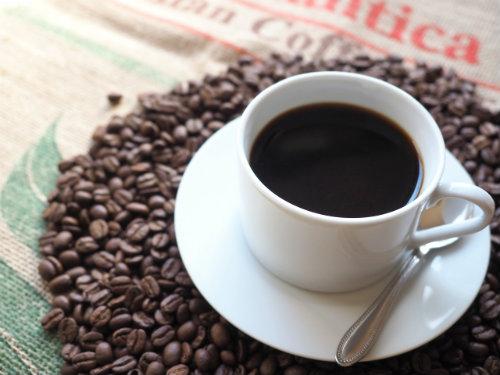 乾燥肌とコーヒーの関係
