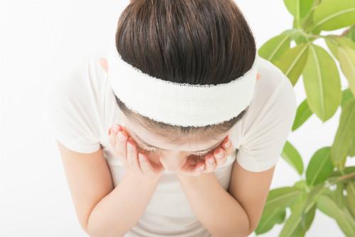乾燥肌の洗顔 スキンケアの間違い