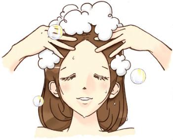 頭皮の乾燥 日焼け フケや痒み おすすめシャンプー